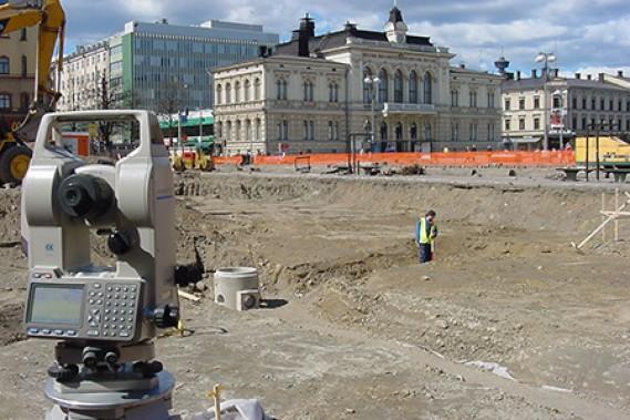 TKA - Tie-, katu- ja aluesuunnittelu